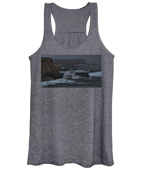 Pacific Cliffs Of Davenport Women's Tank Top