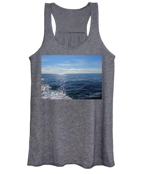 Pacific Ocean Women's Tank Top