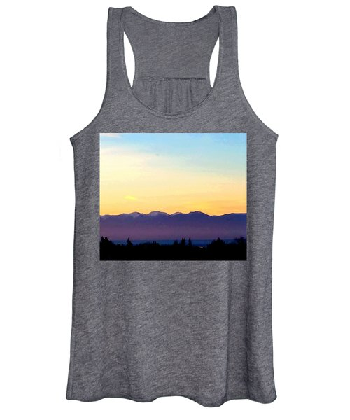 Pacific Twilight Women's Tank Top