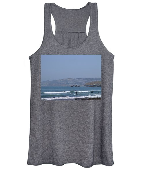 Pacifica Surfing Women's Tank Top