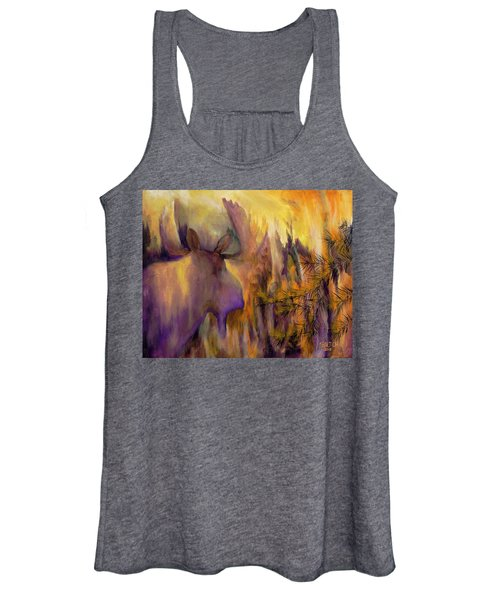 Pagami Fading Women's Tank Top
