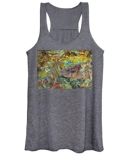 Paint Number46 Women's Tank Top