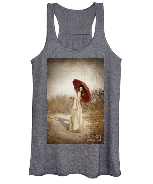 Painted Lady Women's Tank Top