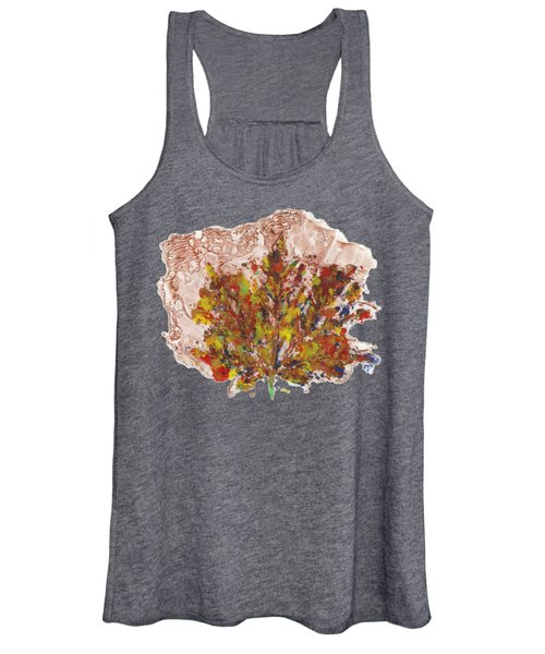 Painted Nature 3 Women's Tank Top