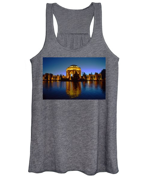 Palace Of Fine Arts Women's Tank Top