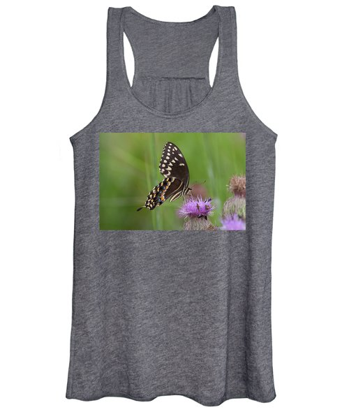 Palamedes Swallowtail And Friends Women's Tank Top