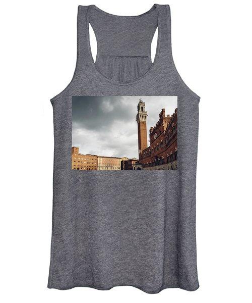 Palazzo Pubblico, Siena, Tuscany, Italy Women's Tank Top