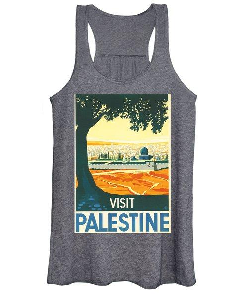 Palestine Women's Tank Top