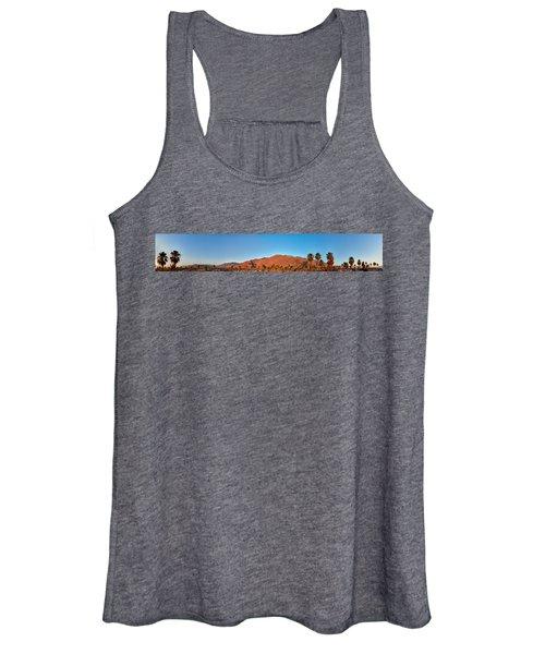 Palm Springs Sunrise Women's Tank Top