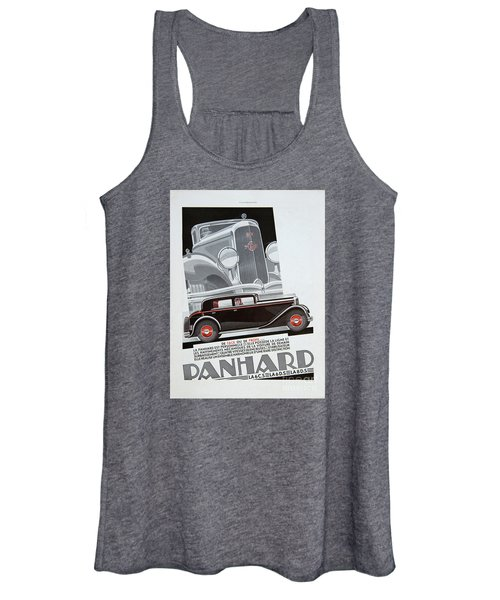 Panhard #8703 Women's Tank Top