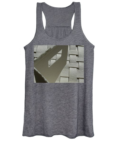 Paper Structure-2 Women's Tank Top