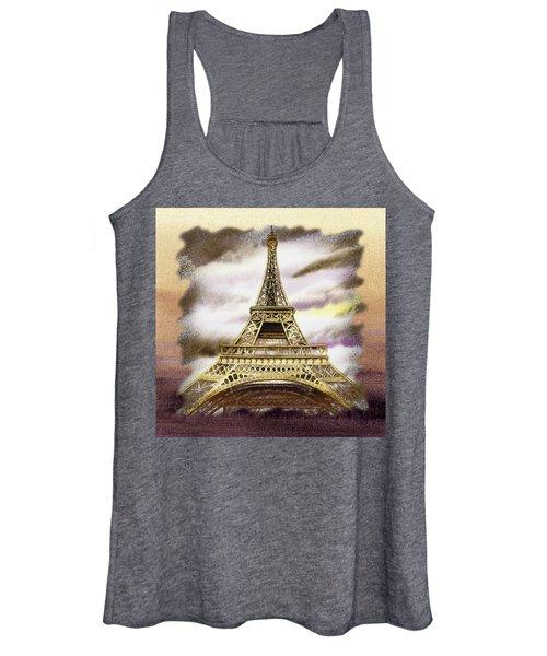 Paris Wind Women's Tank Top