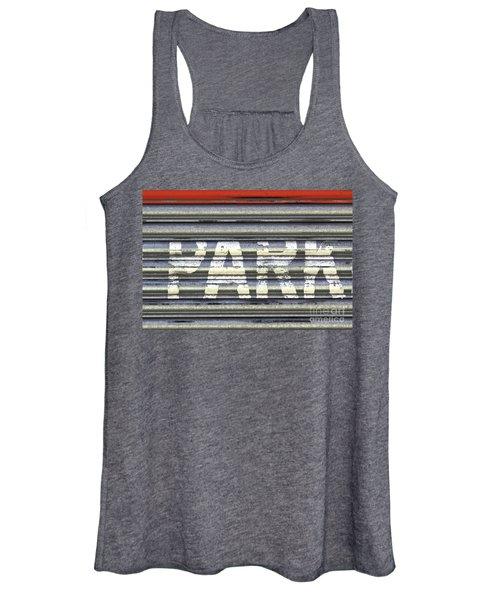 Park Here Women's Tank Top