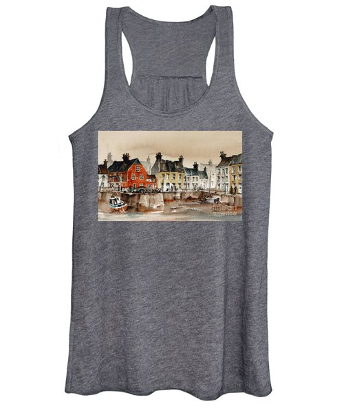 Passage East Harbour, Waterford Women's Tank Top