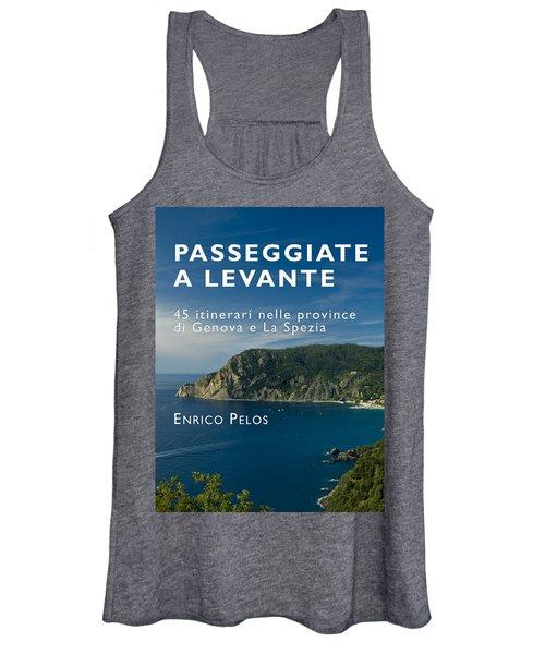 Passeggiate A Levante - The Book By Enrico Pelos Women's Tank Top