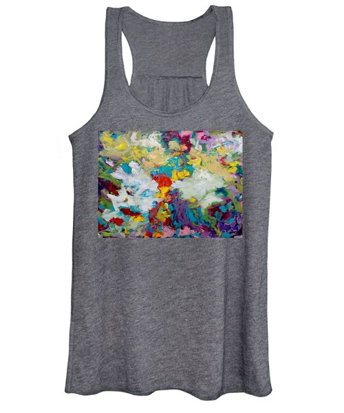 Passing By Women's Tank Top