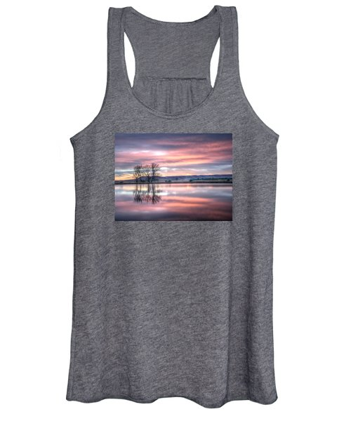 Pastel Sunrise Women's Tank Top
