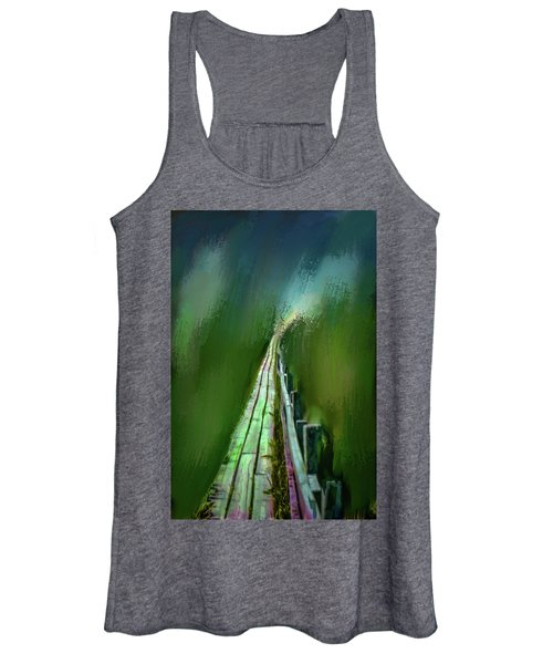 Path To The Unknown #h5 Women's Tank Top
