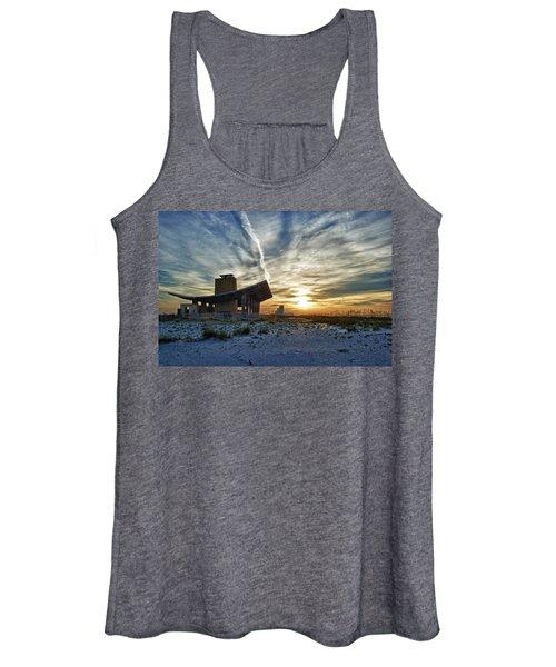 Pavillion And The Beach Women's Tank Top