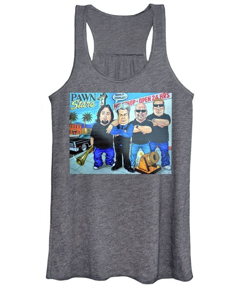 Pawn Stars In Las Vegas Women's Tank Top