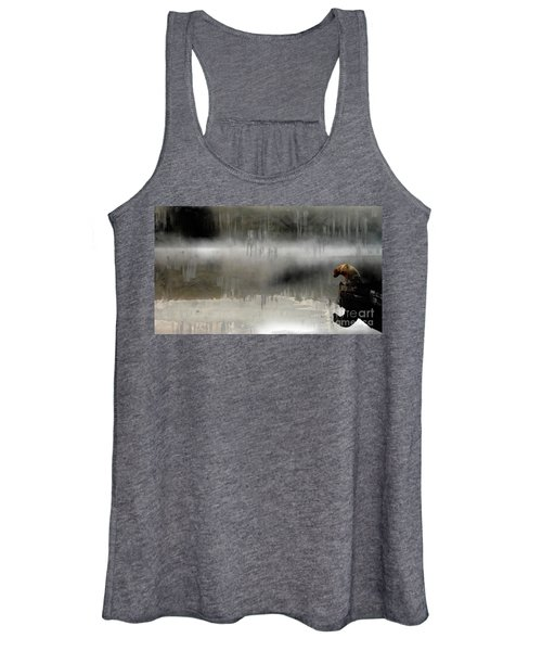 Peaceful Reflection Women's Tank Top