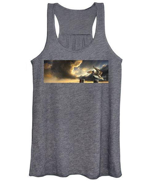 Pelican Evening Women's Tank Top