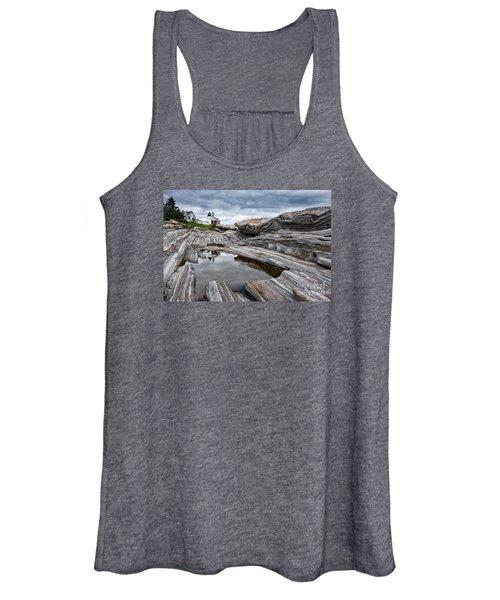 Pemaquid Point Lighthouse Women's Tank Top