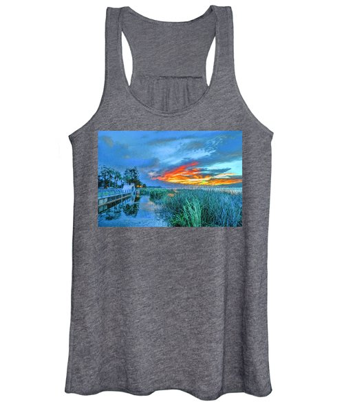 Perfect End Of Day. Women's Tank Top