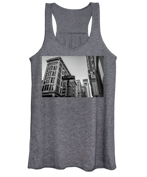 Philadelphia Urban Landscape - 0980 Women's Tank Top