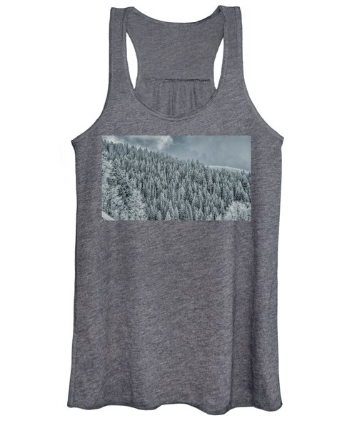 Winter Pines Women's Tank Top