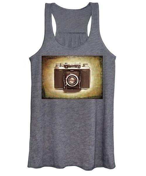 Photographer's Nostalgia Women's Tank Top