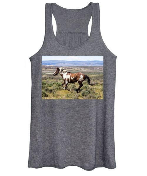 Picasso - Free As The Wind Women's Tank Top