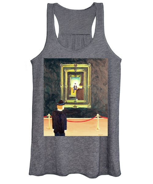 Pictures At An Exhibition Women's Tank Top