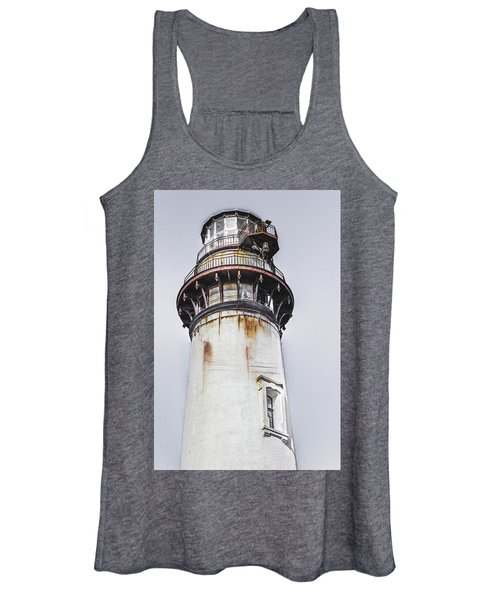 Pigeon Point Light Station Women's Tank Top