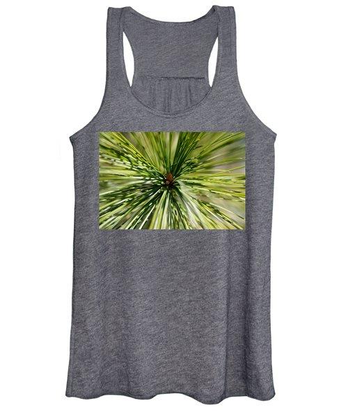Pine Needles Women's Tank Top
