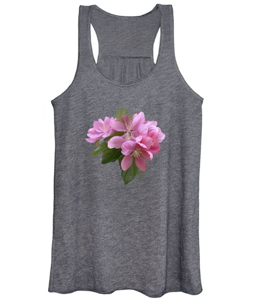 Pink Blossoms Women's Tank Top
