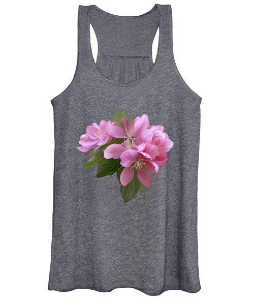 Pink Blossoms Women's Tank Top