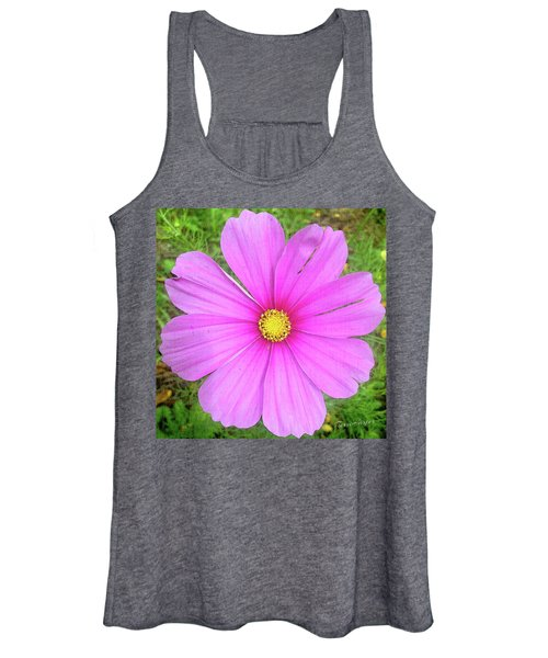 Pink Women's Tank Top