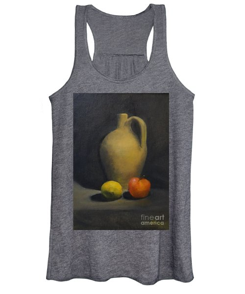 Pitcher This Women's Tank Top