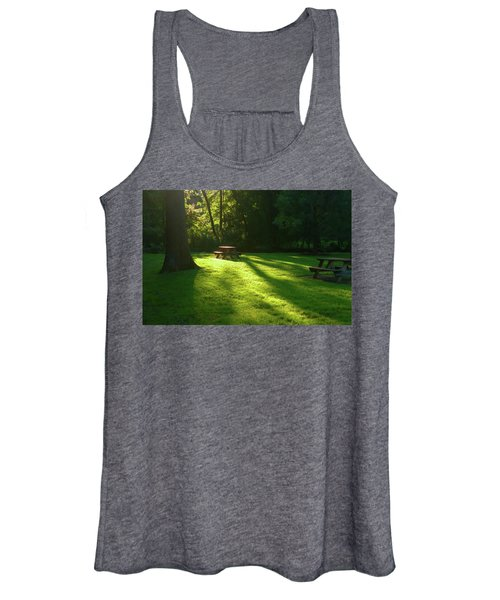 Place Of Honor Women's Tank Top