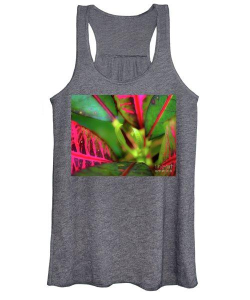 Plants In Hawaii Women's Tank Top