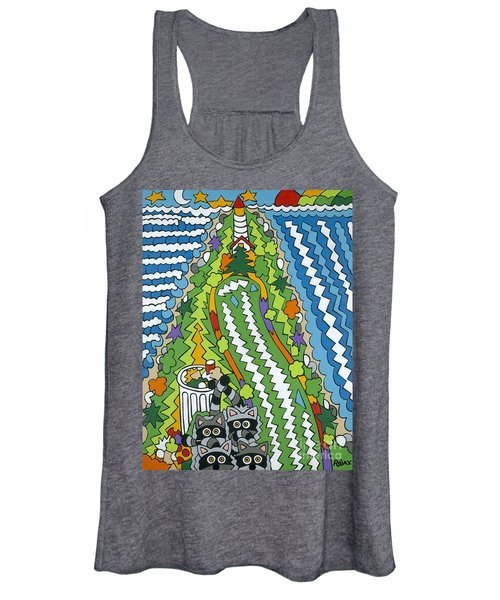 Point Arena Lighthouse Women's Tank Top