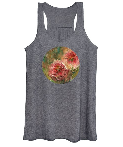 Poppies Women's Tank Top
