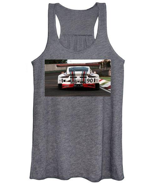 Porsche Gt3, Martini Racing, Monza - 03 Women's Tank Top