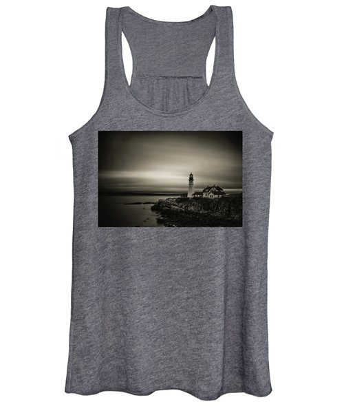 Portland Head Light 3 Women's Tank Top