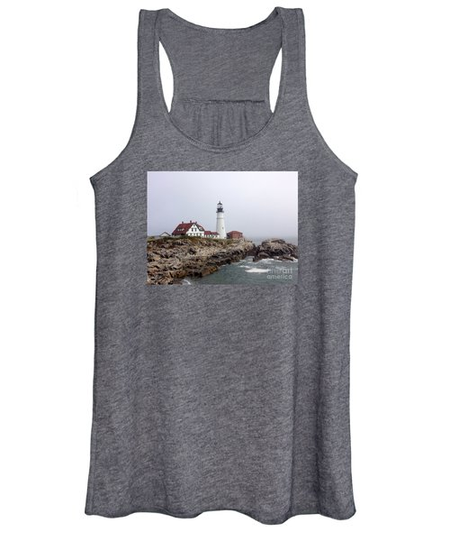 Portland Head Light Women's Tank Top