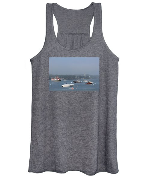 Portsmouth Harbor Nh Women's Tank Top