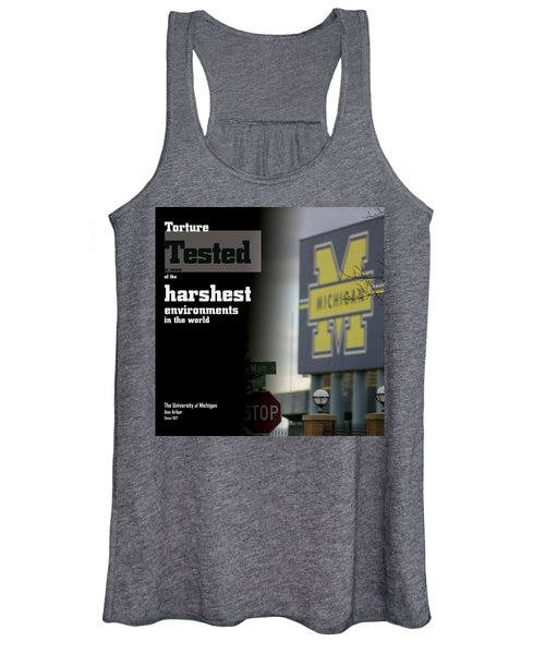 Poster Of The Big House Women's Tank Top