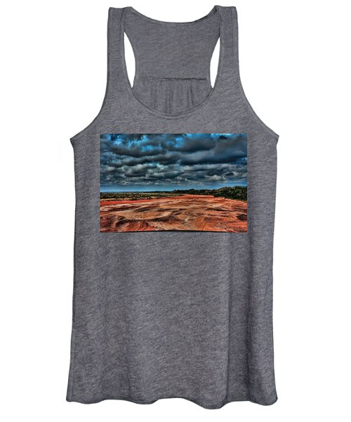 Prairie Dog Town Fork Red River Women's Tank Top