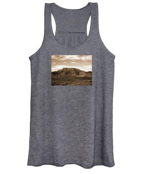 Pretty Butte Women's Tank Top